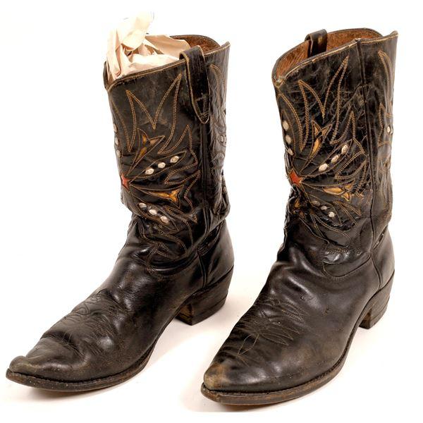 Vintage Cowboy Boots  [135642]