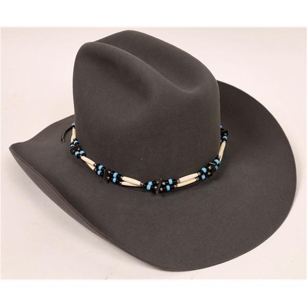 Resistol Grey Cowboy Hat size 7 3/8  [135016]
