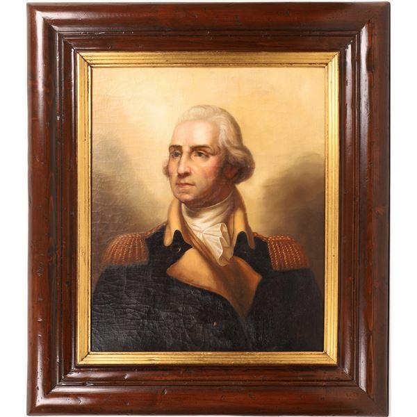 George Washington by Trevor James  [136954]