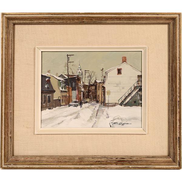 """Rue Street"" by Ross Huggins  [136549]"