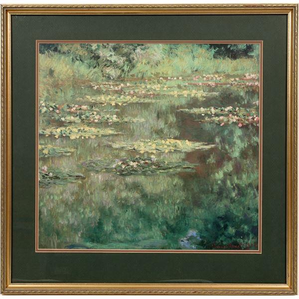 Two Landscape Prints  [136567]