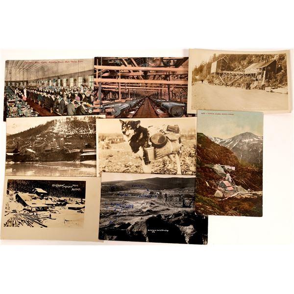 Alaska Mining Postcard Collection  [137469]