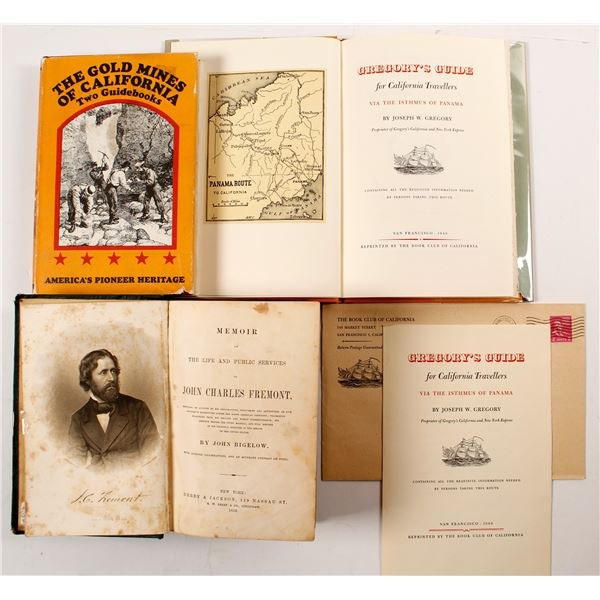 Guides to Gold Mines of California/ Life of John Charles Fremont  [138811]