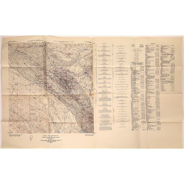 California Gold Country Mine & Prospect Maps (2)  [137610]