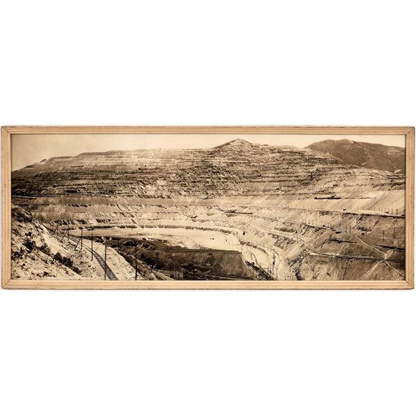 Panoramic View of Ruth Nevada c1930-40  [136459]