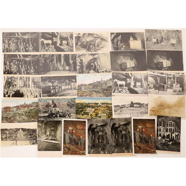 South Dakota Mining Postcard Collection  [133700]