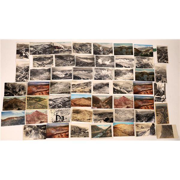 Bingham Copper Mine Postcard Collection  [138951]