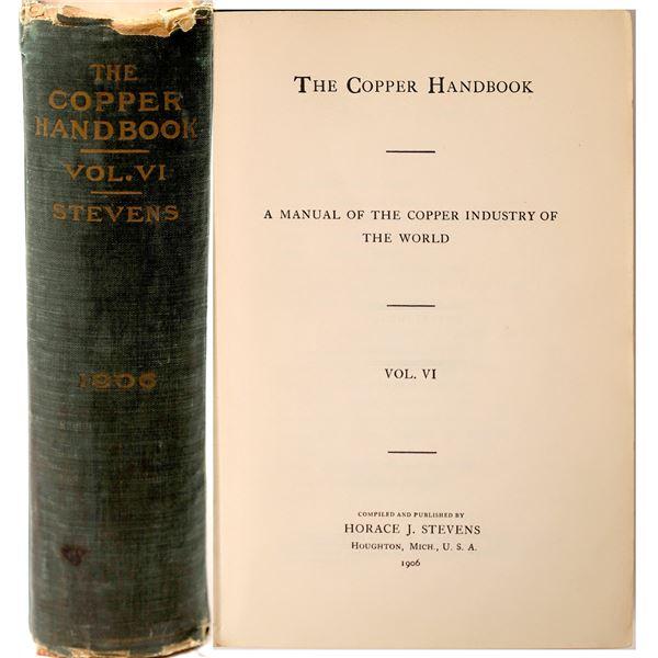 Copper Handbook Volume VI  [136868]