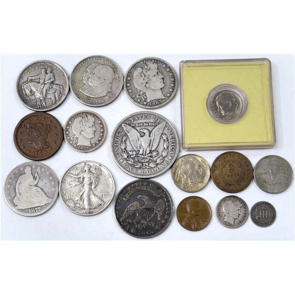 U.S. Coin Type Set  [138916]