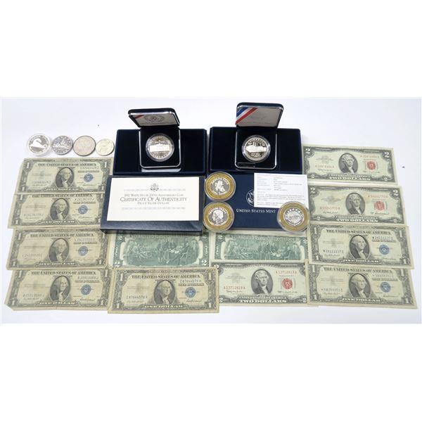 Numismatic Grab Bag  [136501]