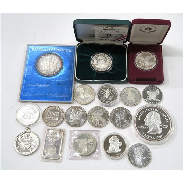 Silver Bullion Collection  [136500]