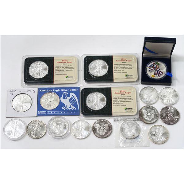 Silver Eagle Collection  [136499]