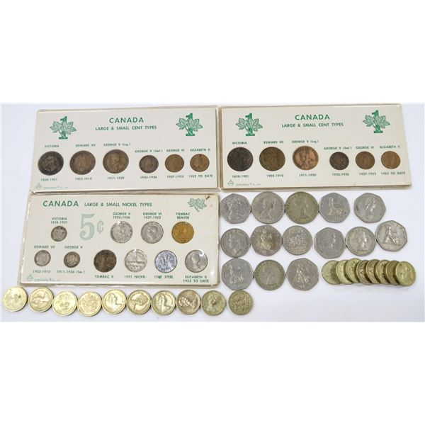 Canadian Coin Collection  [136777]