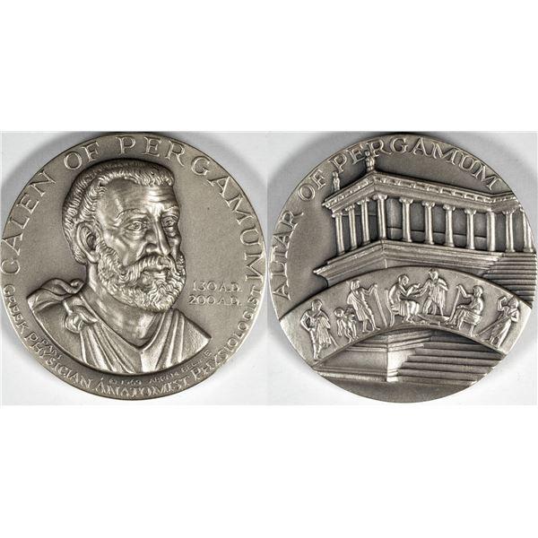 Galen of Pergamum Silver Medal  [138813]