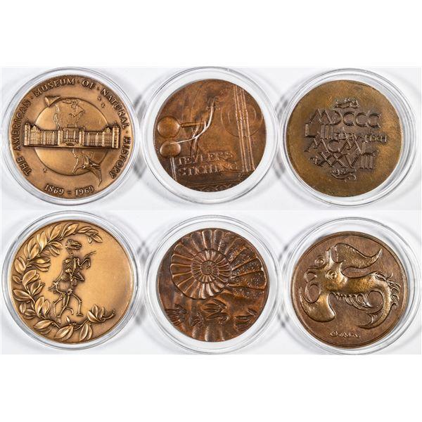 Natural History Medals (3)    [137501]