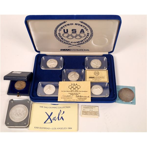 Olympic Medal Group  [138825]