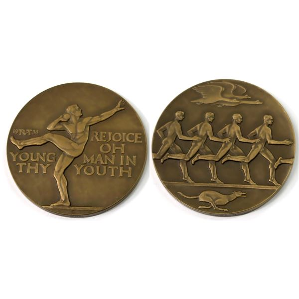 Society of Medalists Thirteenth Issue: Speed and Strength  [137713]