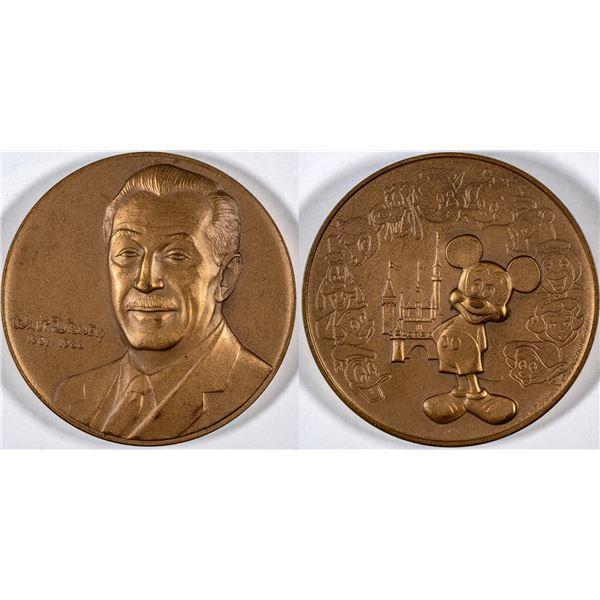 Walt Disney Productions Medal  [137505]