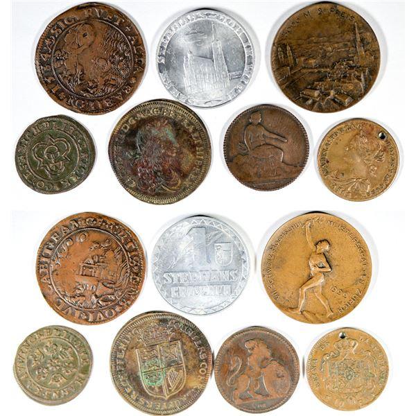 European Medal Collection  [138817]