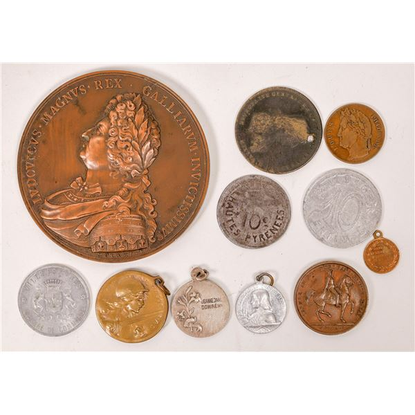 French Medal Collection  [138814]