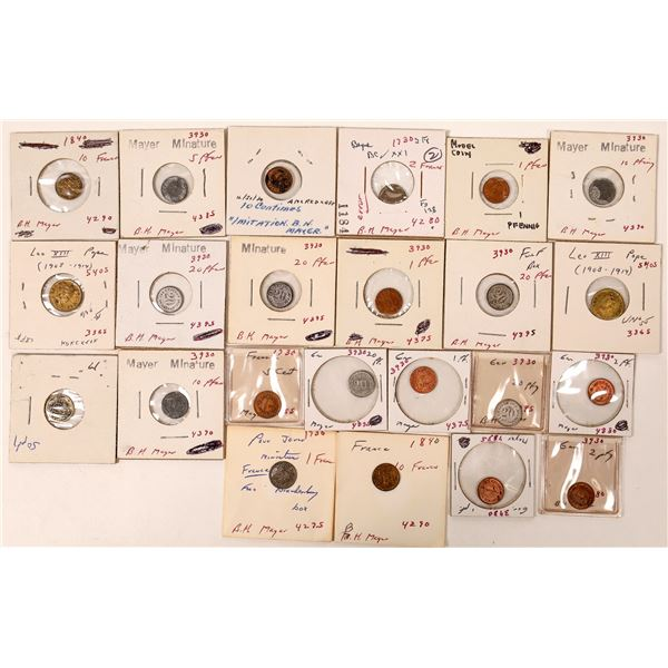 Mayer Minature Counter Collection  [135708]