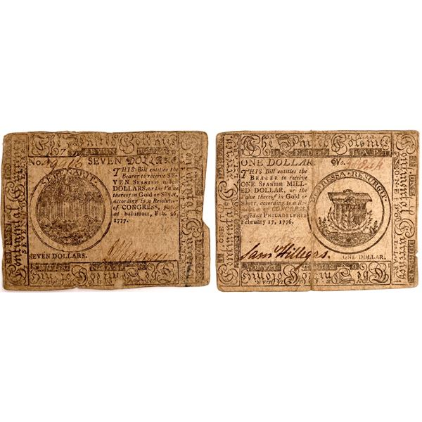 Continental Currency  [135225]