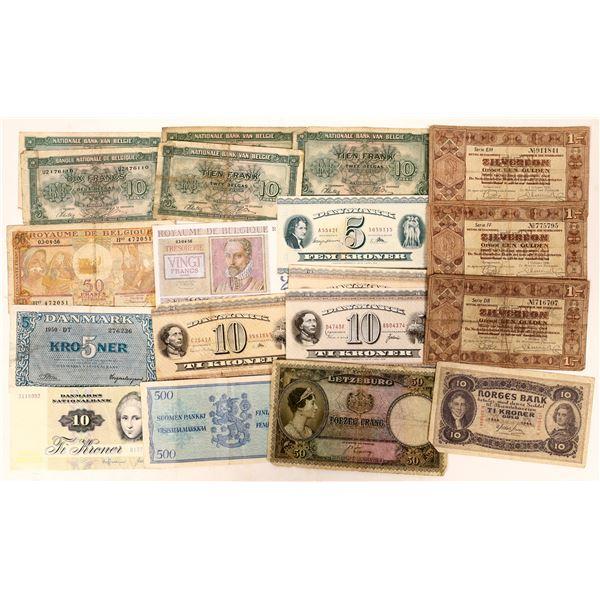 Northwest Europe Currencies  [136332]