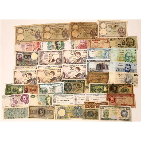 Mediterranean Currencies  [136334]