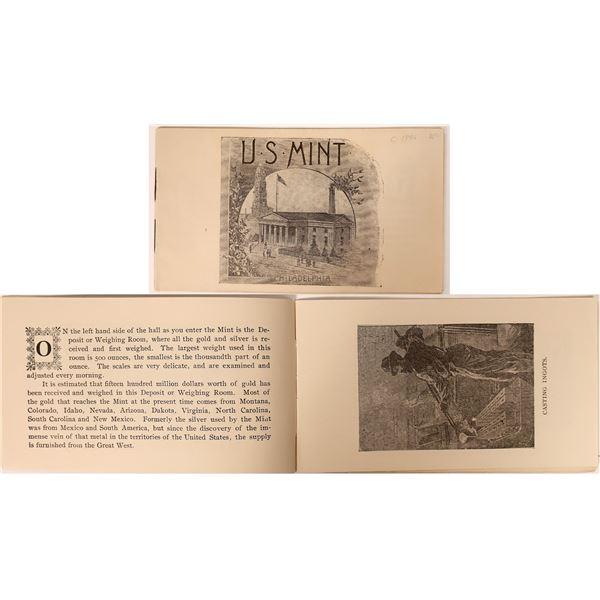 Philadelphia Mint Brochure  [135265]