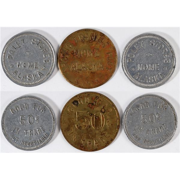 Polet Store/Arctic Trading Post Tokens  [136429]