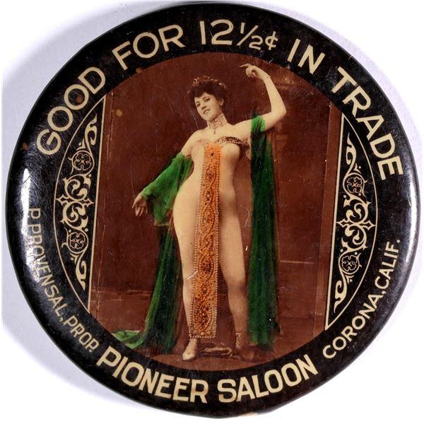Corona, California, Good For Trade Mirror  [136349]