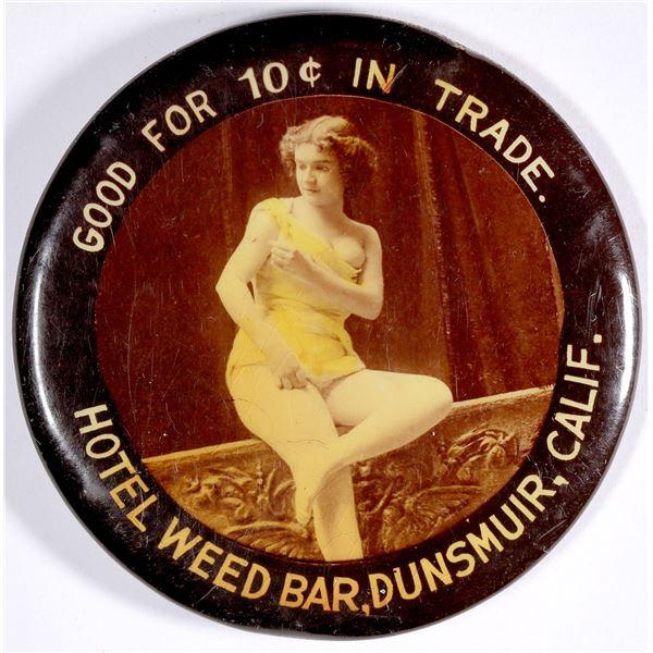 Dunsmuir, California, Good For Trade Mirror  [136350]