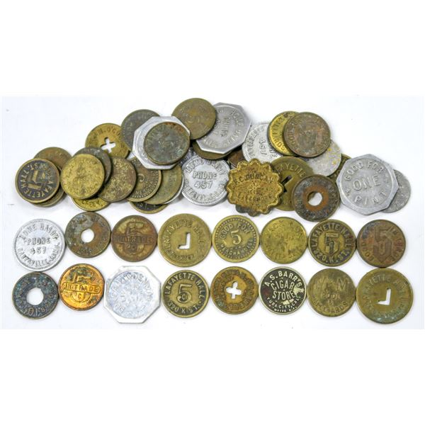 Mother Lode Token Collection  [136768]