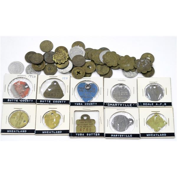 Token and Dog Tag Collection  [136764]
