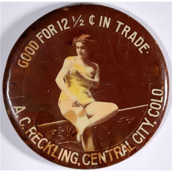 Central City, Colorado, Good for Trade Mirror  [136341]