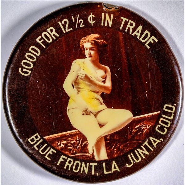 La Junta, Colorado Good For Trade Mirror  [136335]