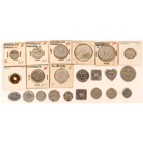 Illinois Token Collection  [136437]