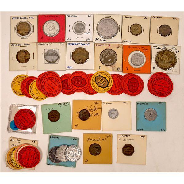 Missouri Token Collection  [136424]