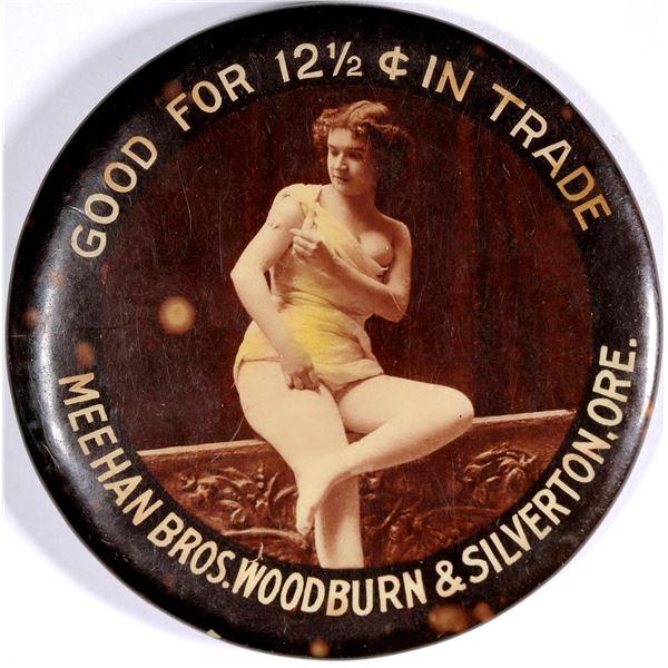 Woodburn & Silverton, Oregon, Good for Trade Mirror  [136336]