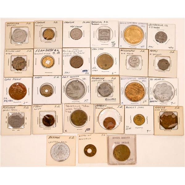 South Dakota Token Collection  [136420]