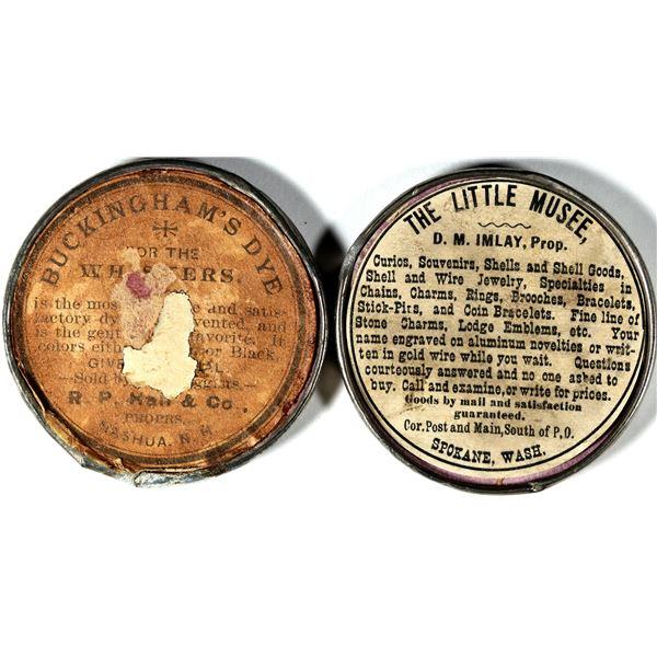 1890s Advertising Mirrors  [136371]