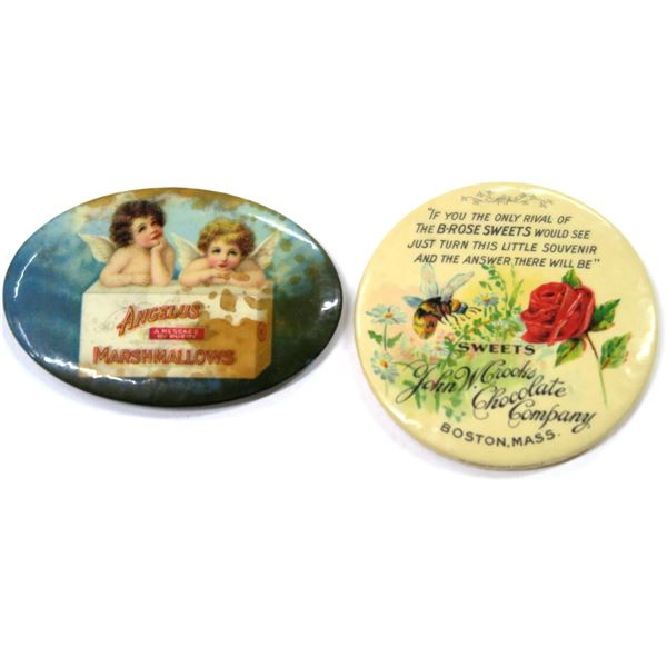 Candy Company Advertising Mirrors  [136363]