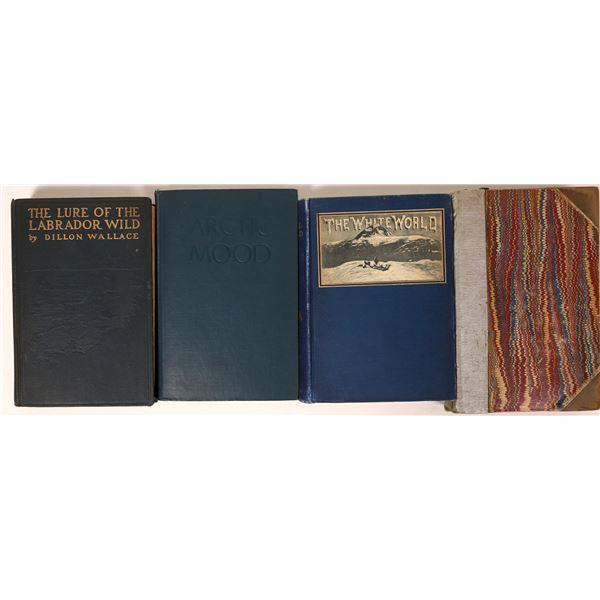 Books on Arctic Exploration - 4  [136821]