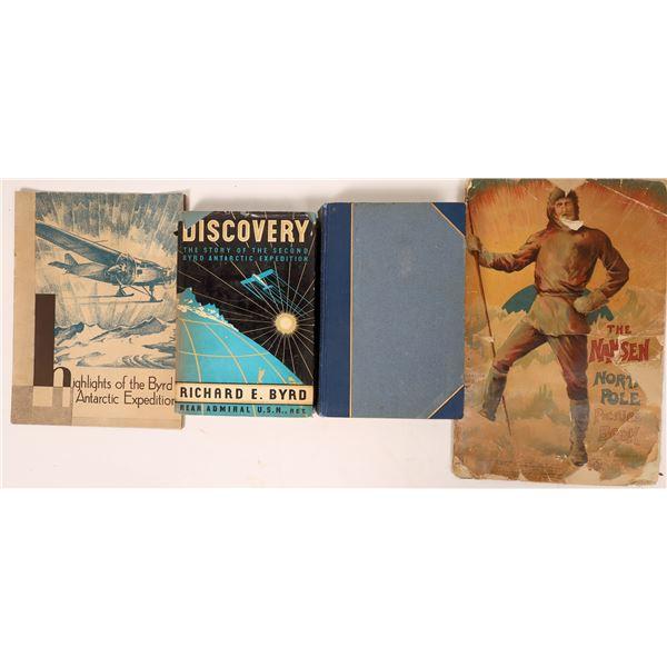 Books on the Arctic Circle (4)  [136820]