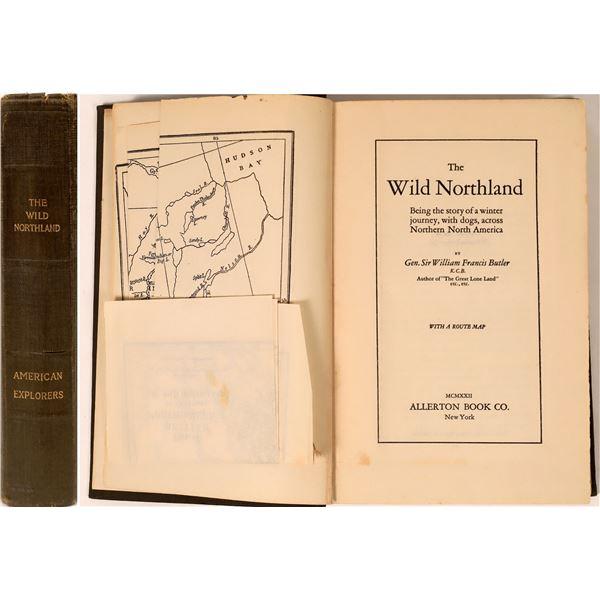 The Wild Northland by Gen. Sir William Francis Butler  [135966]