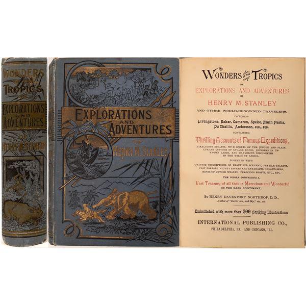 Henry Stanley's Explorations & Adventures  [135970]