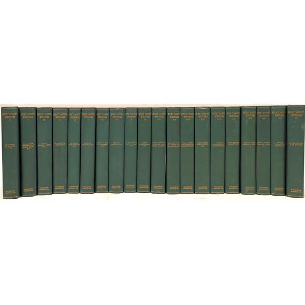 Bret Harte Works (20 Vols)  [136478]