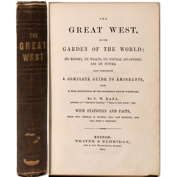 The Great West by C. W. Dana  [136858]