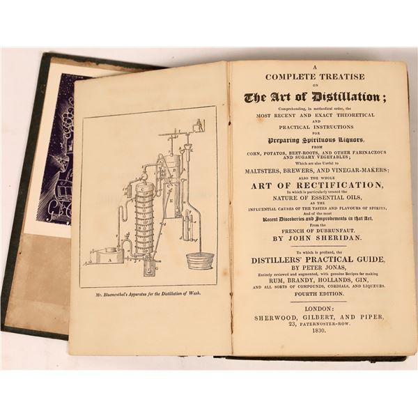A Very Early Distiller's Handbook  [135860]