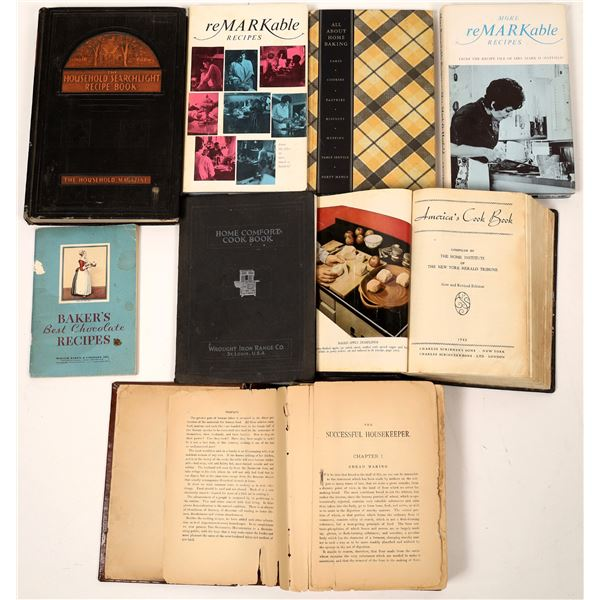 American Cookbook Collection (7)  [137085]